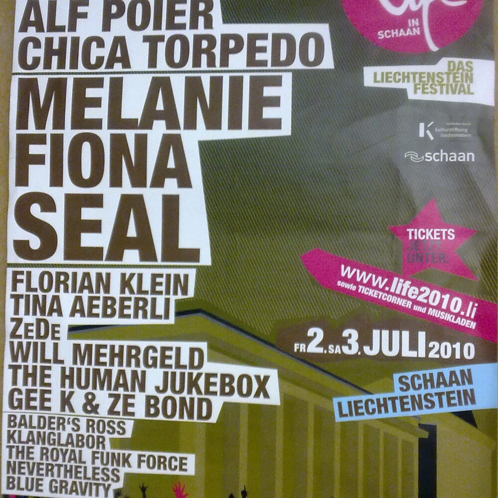 life Festival 2010
